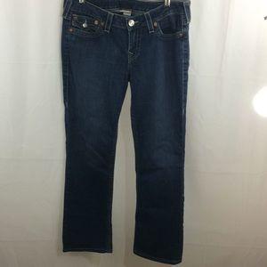 True Religion Women's Flare Jeans Size 31